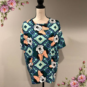 MAKE AN OFFER ;) Minnie Mouse Irma top